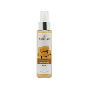 f120f7c48872 Vedic Line Gold Ojas Moisture Serum With SPF at Nykaa.com
