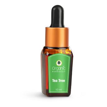 Organic Harvest Tea Tree Essential Oil(10ml)