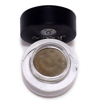 b4432a18fea6 SeaSoul Waterproof Mousse Eye - Shadow - Liner Wet to Dry - Greenwood(5gm)
