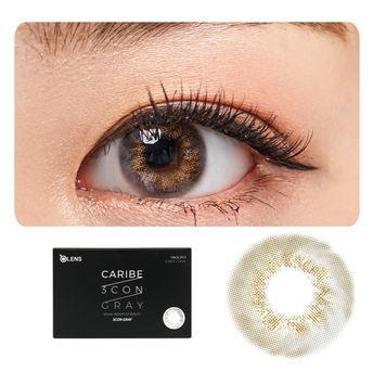 e1ad8df6bdf0 O-Lens Caribe Contact Lenses - Grey at Nykaa.com