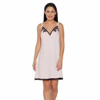 50ea1a8b2d S.O.I.E Women s Bridal Nightwear - Pink at Nykaa.com