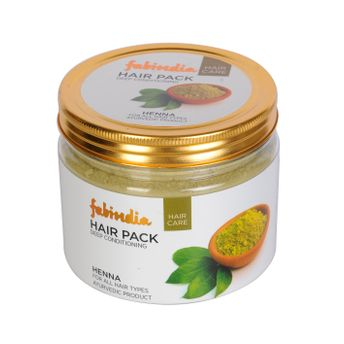 Fabindia Hair Color Buy Fabindia Henna Deep Conditioning Hair Pack