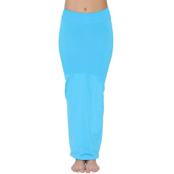 0dc2d36285 Clovia Saree Shapewear - Blue at Nykaa.com