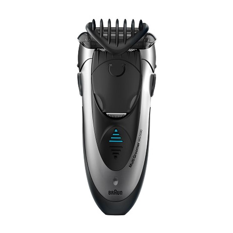 Braun MG5090 Beard Trimmer Fully Washable For Easy Cleaning