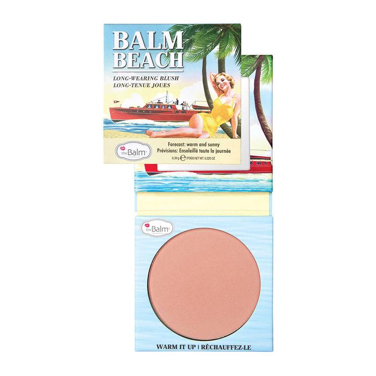 theBalm Balm Beach Face Blush