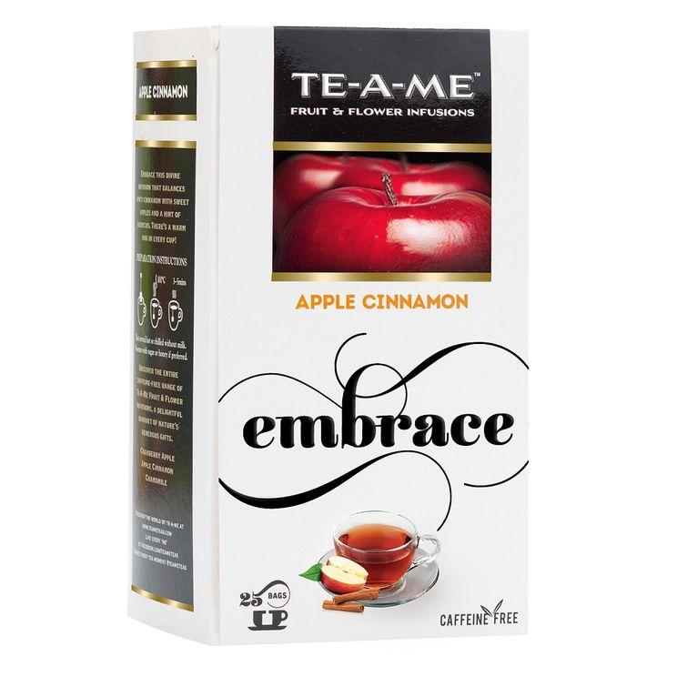 TE-A-ME Apple Cinnamon Infusion Tea