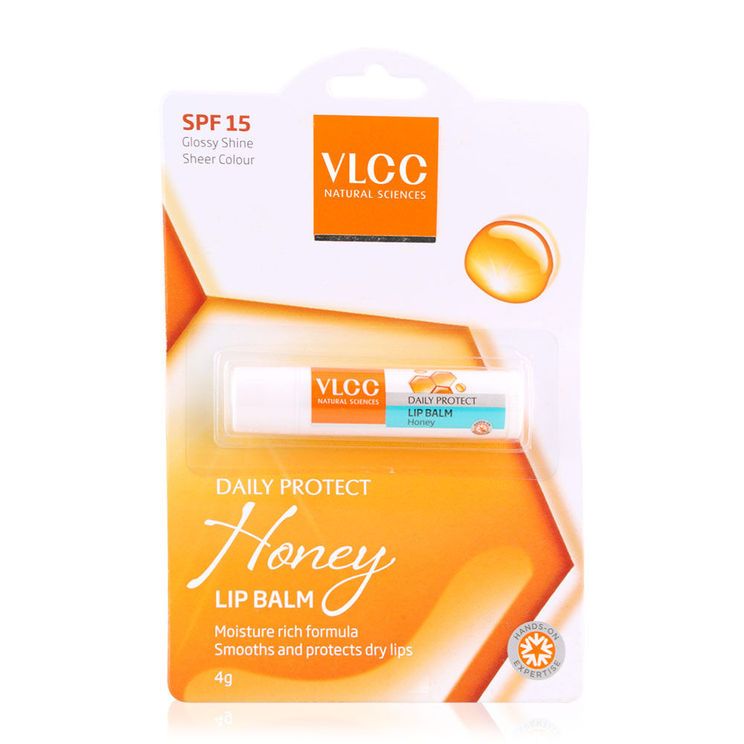 VLCC Daily Protect Lip Balm Honey 4g
