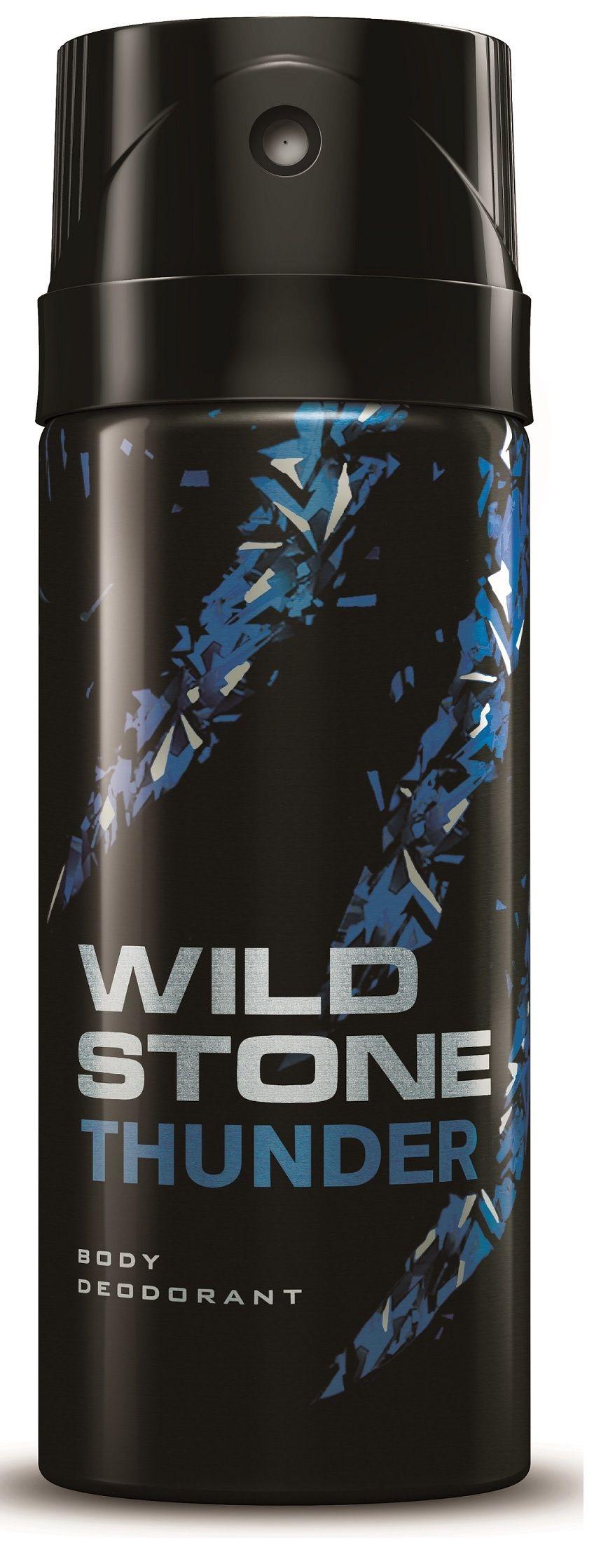 Wild Stone Thunder Body Deodorant For Men 150 ml