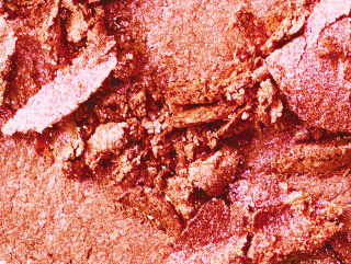 Lets Roll - Red Bronze With High Sparkles