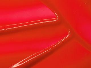 Cherry Glaze - Orange Red Cream