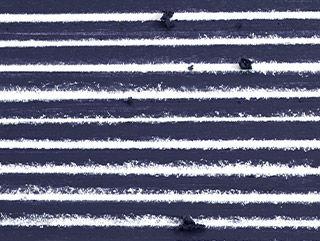 Ocean Liner - Deep Blue