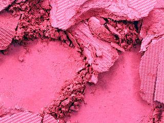 Bright Pink - Intense Fuchsia Pink