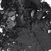 Black Tied - Black W/ Silver Sparkle