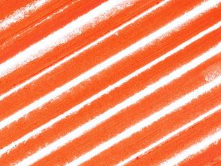 Temper Tantrum - Bright Orange Coral