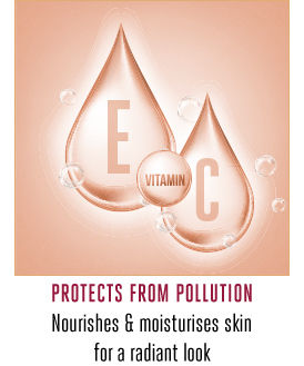 PROTECTS FROM POLLUTION