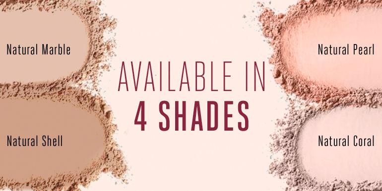 4 shades