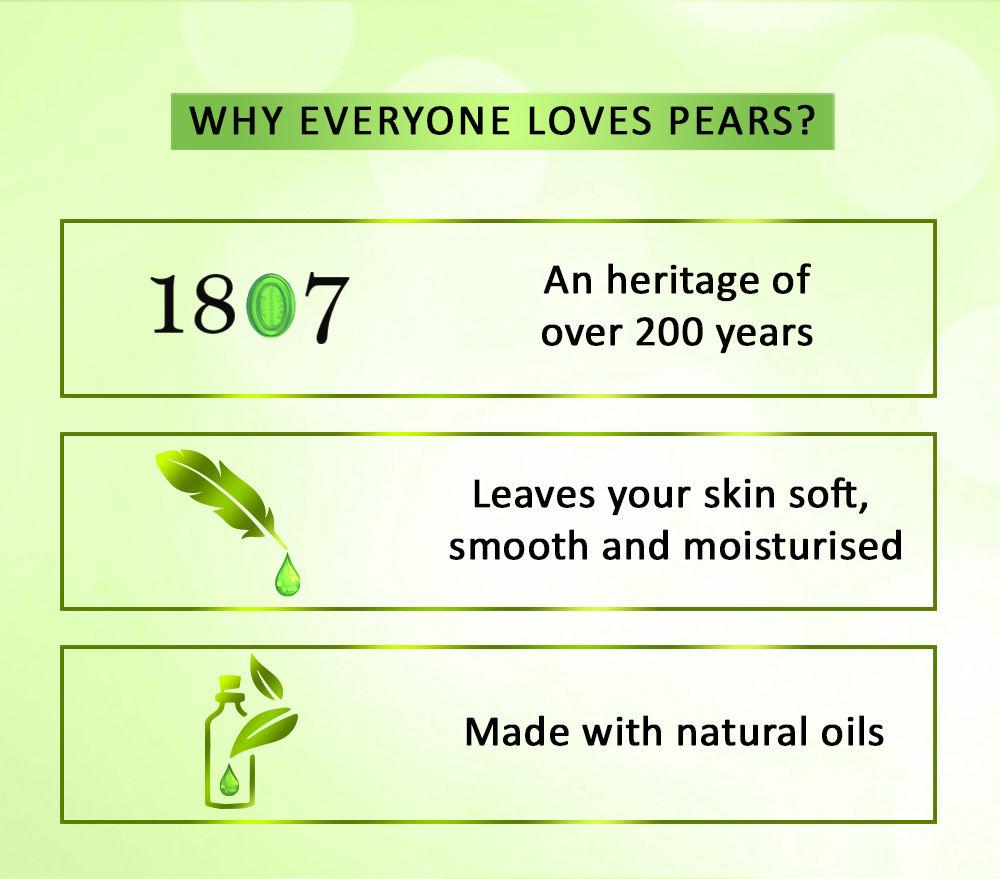 Pears Body Wash