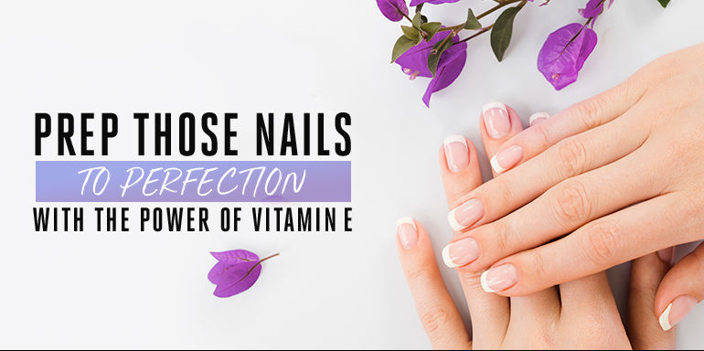 Prep those nails