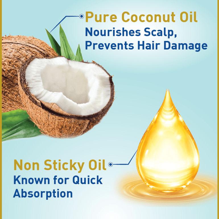 Clinic Plus Hair Oil A+