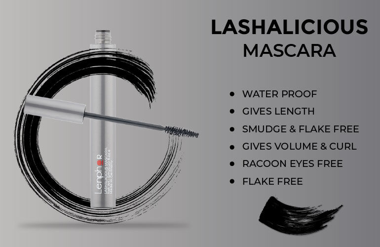 Lenphor Lashalicious Mascara