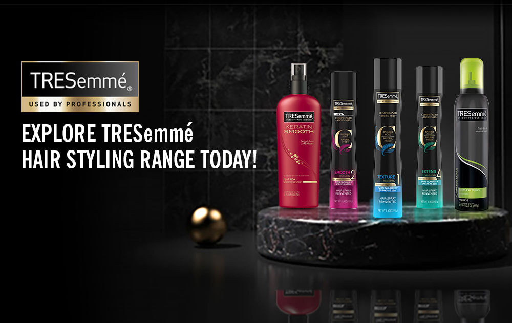 TRESemme Hair Care Spray