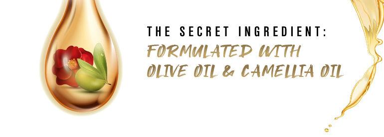 the secret ingredient: