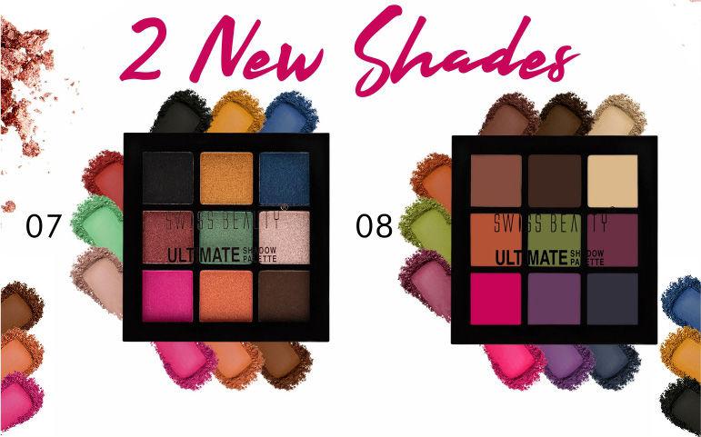 2 NEW SHADES