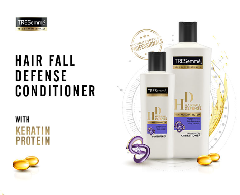 hair fall deafene conditioner