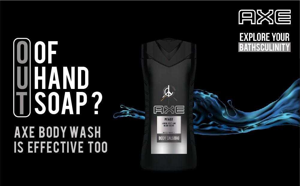 AXE Body Wash