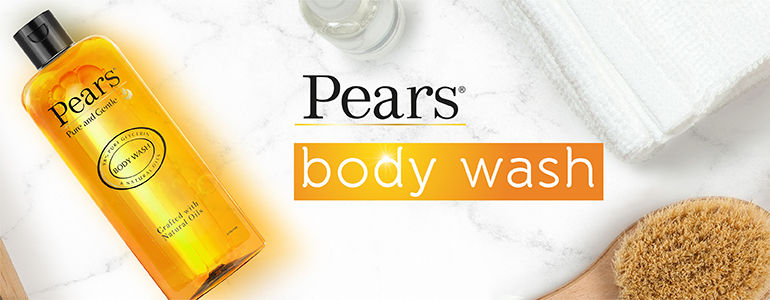Pears Pure & Gentle Bodywash