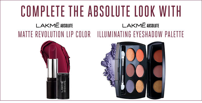 Complete the absolute look with