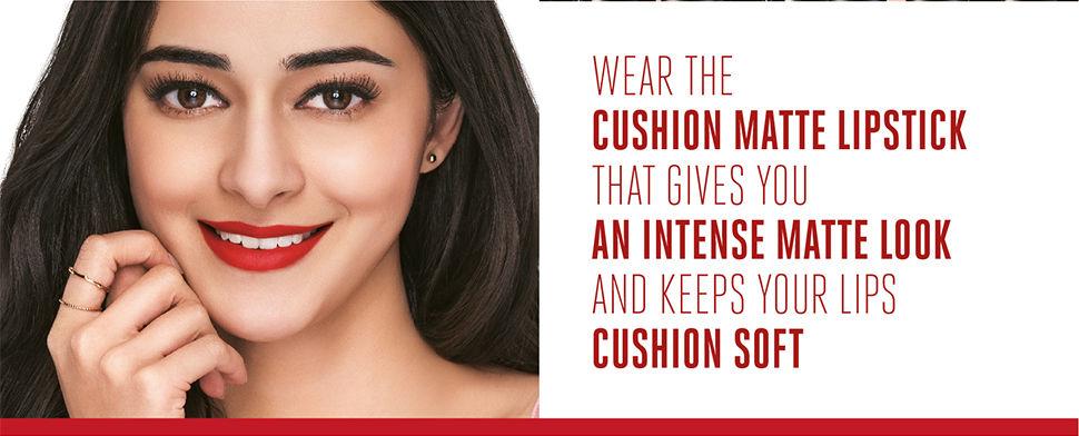 wear cushion matte lipstick