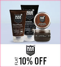 Get Online Offers on Man Cave Products Flat 10%