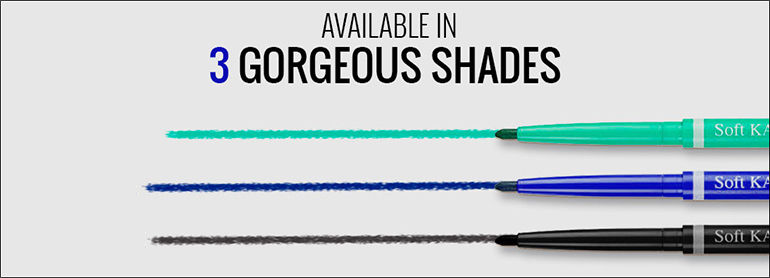 Available Shades