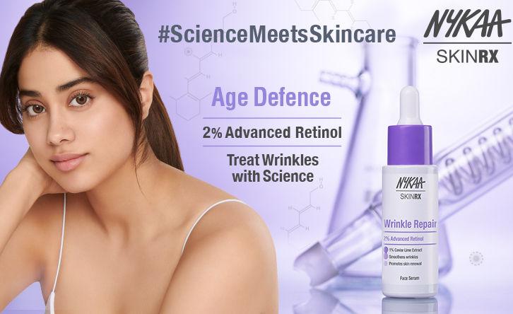 Nykaa SKINRX - Science Meets Skincare