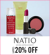 Get Online Offers on Natio Products Free Products