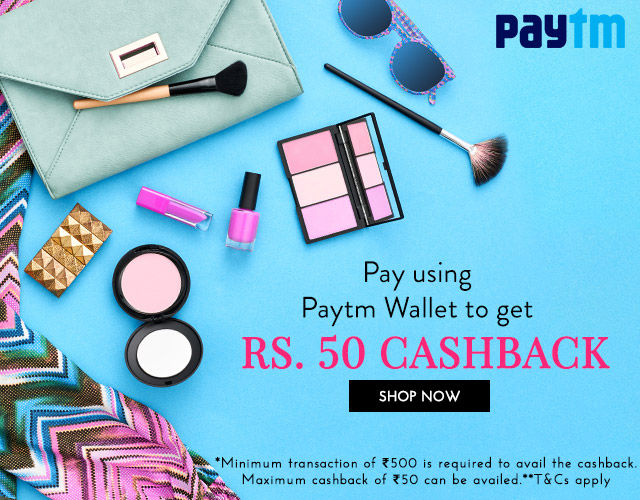 Paytm Offer | Nykaa