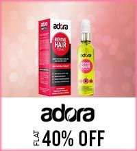 Get Online Offers on Adora Products Flat 40%