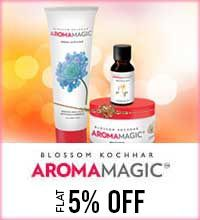 Get Online Offers on Aroma Magic Products Flat 5%