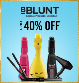 Get Online Offers on Bblunt  Products Upto 40%