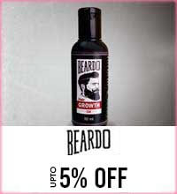 Get Online Offers on Beardo  Products Upto 5%