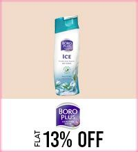 Get Online Offers on Boro Plus  Products Flat 13%
