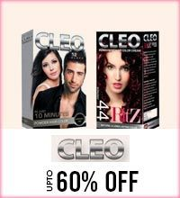 Get Online Offers on Cleo Products Upto 60%
