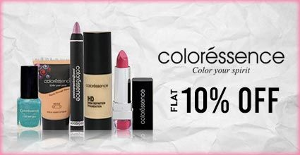 Get Online Offers on Coloressence  Products Flat 10%