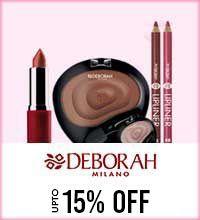 Get Online Offers on Deborah Products Upto 15%
