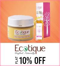 Get Online Offers on Ecotique Products Flat 10%
