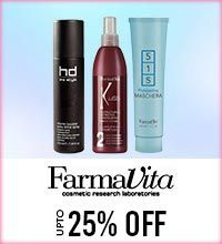 Get Online Offers on Farmavita Products Upto 25%
