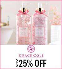 Get Online Offers on Grace Cole Products Upto 25%