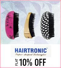 Get Online Offers on Hairtronic Products Flat 10%