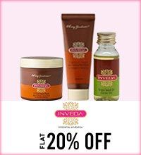 Get Online Offers on Inveda Products Flat 20%